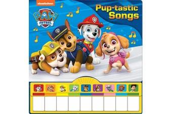Paw Patrol Pup-Tastic Songs