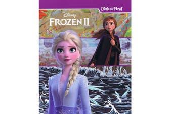 Frozen II Look & Find