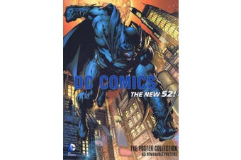 DC Comics The New 52!