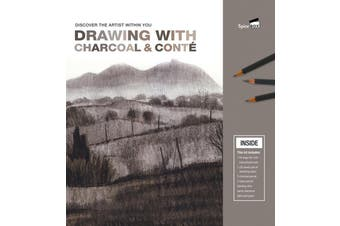 Drawing With Charcoal & Conté