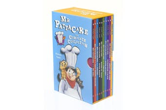Mr Pattacake The Complete Collection