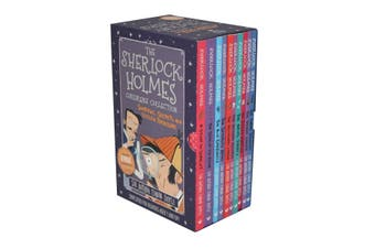 Sherlock Holmes 10 Book Collection Series 1