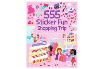 555 Sticker Fun Shopping Trip