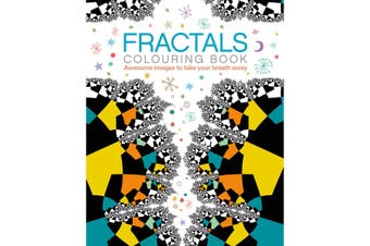 Fractals Colouring Book