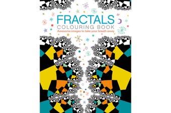 Fractals Colouring Book