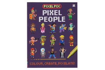 Pixel Pix Pixel People