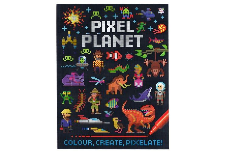 Pixel Pix Pixel Planet