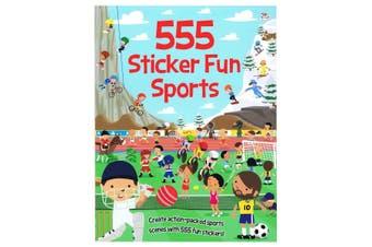 555 Sticker Fun Sports