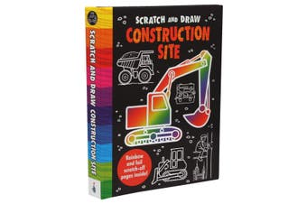 Scratch & Draw - Construciton Site