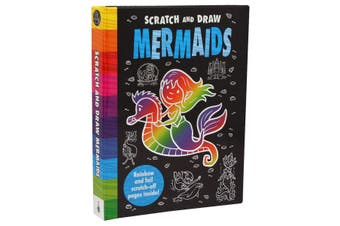 Scratch & Draw - Mermaids