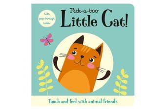 Peek-a-Boo Little Cat