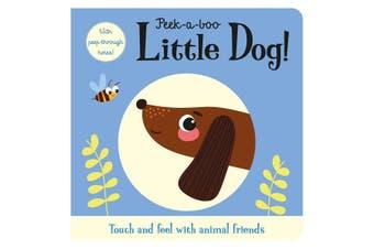 Peek-a-Boo Little Dog