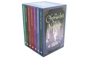 The Chronicles of Narnia Complete Series 1-7