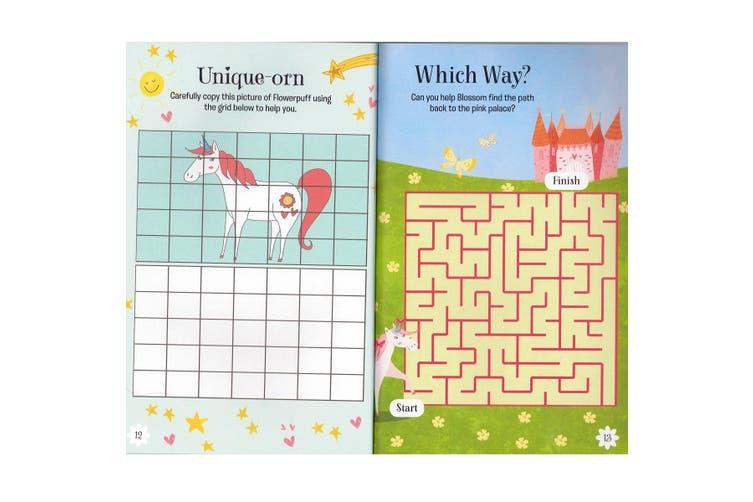 Magical Unicorn Activity Book
