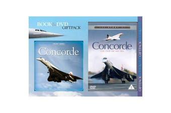 Concorde: Book & DVD Gift Set