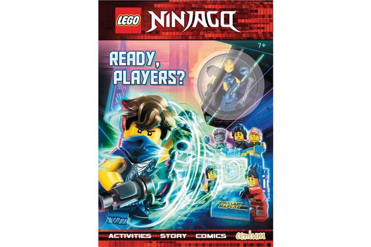 Lego - Ninjago - Ready, Player's