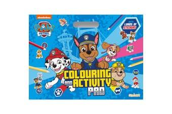 Paw Patrol Colouring & Activity Pad