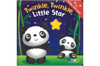 Flip-over Book: Twinkle Twinkle & Itsy Bitsy