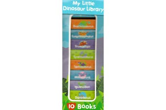 My Little Dinosaur Library