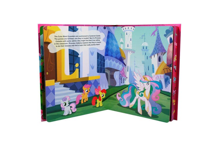 My Little Pony - My Busy Books