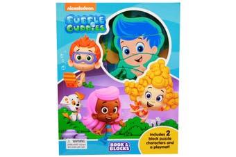 Bubble Guppies - Book & Blocks