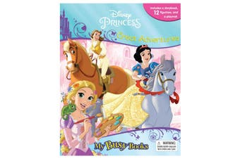 Disney Princess Great Adventures - My Busy Books