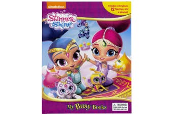 Shimmer and Shine - My Busy Books