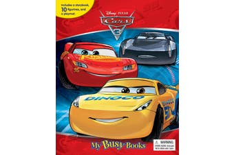 Cars 3: My Busy Books