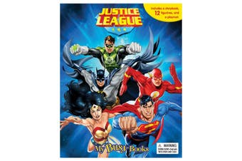Justice League - My Busy Books