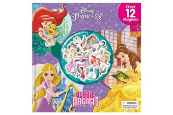 Bubble Magnets Disney Princess