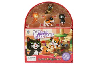 Adorable Kittens - My Mini Busy Books