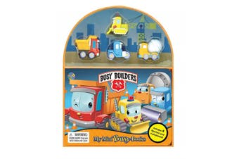 Busy Builders - My Mini Busy Books