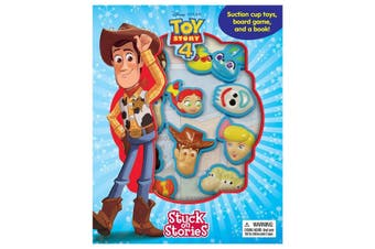 Toy Story 4 - Stuck on Stories