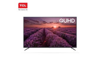 "TCL 55"" UHD Smart LED TV"