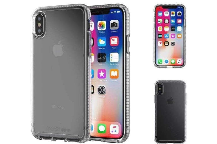 Tech 21 Pure Clear Case for iPHONE X