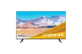 "Samsung UA50TU8000 Crystal Series 50"" UHD 4K Smart TV with HDR"