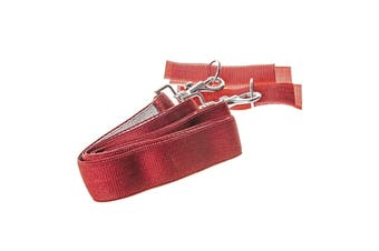 Rebotec Crutches Strap Lanyard, Red