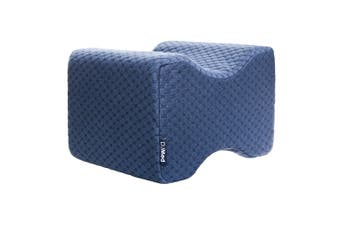 DJMed Knee & Leg Pillow Cushion, Blue