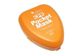 Pocket CPR Resuscitator - Mouth-to-mouth mask