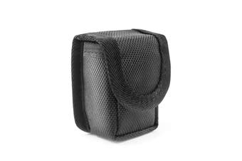 Pulse Oximeter Case, Black Canvas Bag
