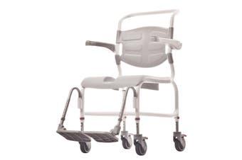 HMN Denmark Shower Commode Chair