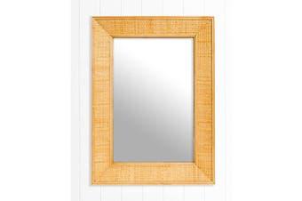 Mirror - Layla - Natural- 57x78