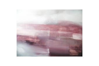 Canvas Print - Dusty Pink Abstract - 70x50