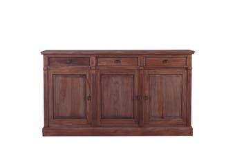 Country Cottage Sideboard Natural - Mahogany Wood / Beachwood - Main