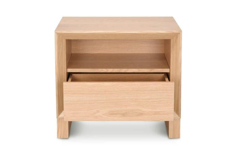 CST2144-CN Bedside Table - Natural Oak