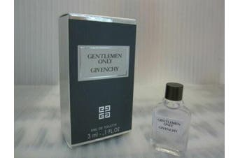 GENTLEMEN ONLY 3ml EDT ( Mini ) Spray For Men By GIVENCHY