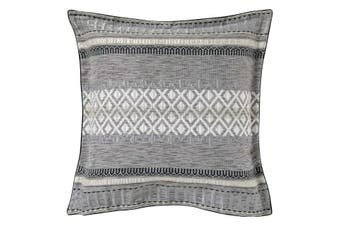 Tribeca Steel Donna  - European  Pillow Covers
