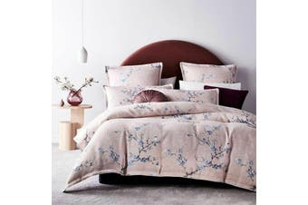 YUMI BLOSSOM Duvet Doona Quilt Cover - Queen Size