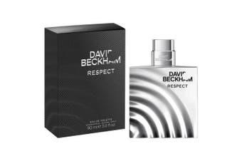 BECKHAM RESPECT 90ml EDT For Men