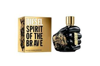 Diesel Spirit Of Brave 125ml EDT For Men